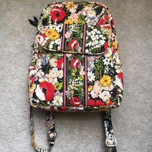 Vera Bradley Poppy Small Backpack
